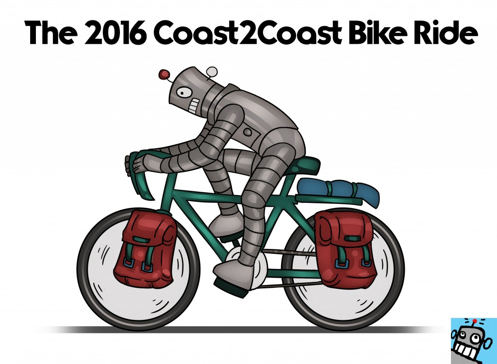 Coast2Coast 2016 Bike Ride