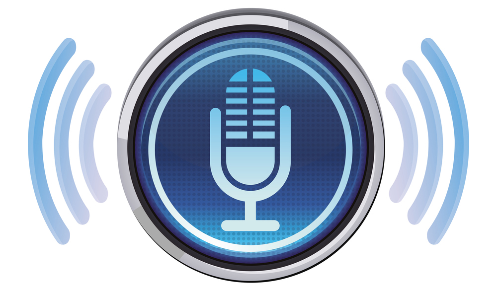 Vector podcast icons