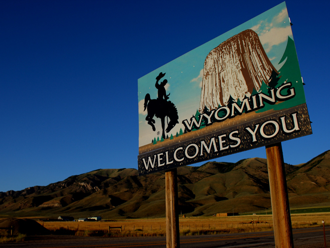 Wyoming-welcomes-you